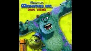 Monsters, Inc. Scare Island (PC) Full 100% Walkthrough