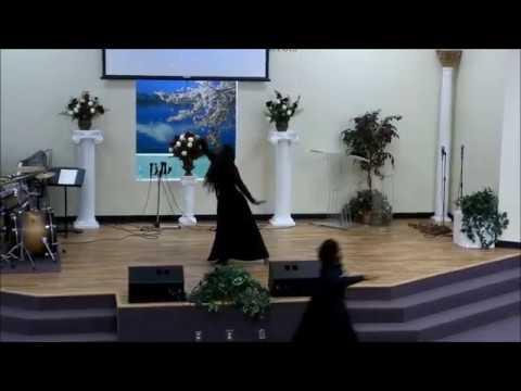 Jekalyn Carr - Curse Breaker Prayer praise dance