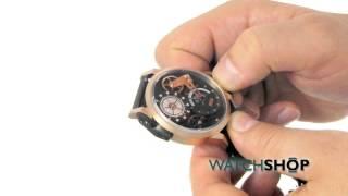 STORM Men's Dualon Rose Gold Watch (DUALON-ROSE-GOLD)