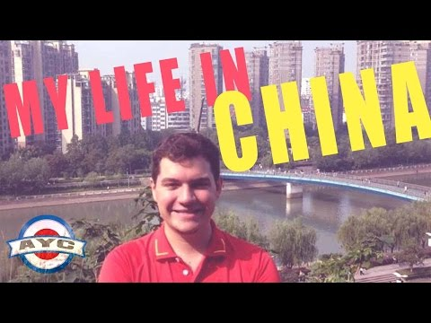 My Life in China - October Living in Nanjing, China