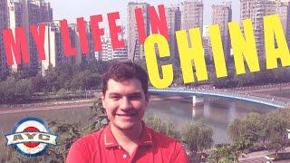 My Life in China - October Living in Nanjing, China