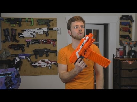 Overvolting a stock Stryfe to see if it Burns out