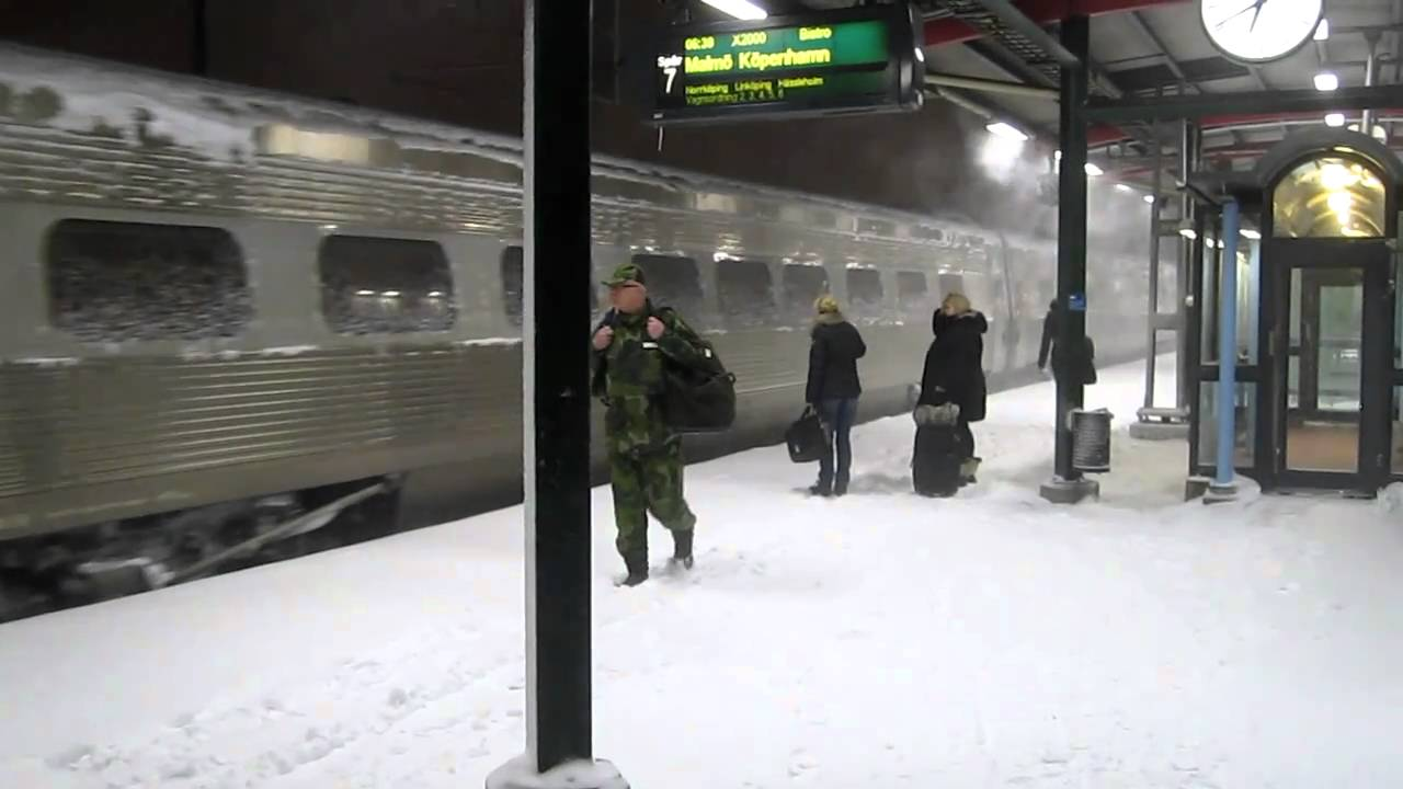 Tåg från linköping till köpenhamn