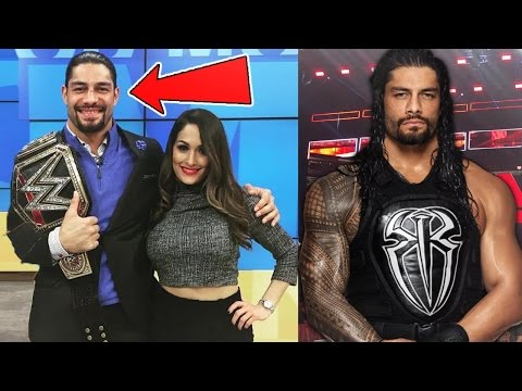 10 THINGS YOU DIDN'T KNOW ABOUT ROMAN REIGNS