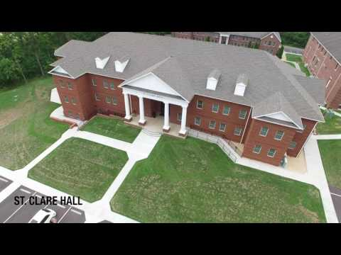 St. Clare Hall - Flyover