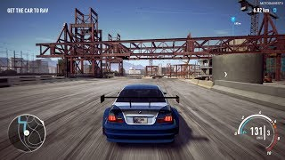 Need for Speed Payback - Most Wanted BMW M3 E46 Abandoned Car Location and Gameplay (3rd Time)