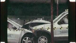 Ford Explorer/Mercury Mountaineer Vs. Honda Accord NHTSA Full Frontal Impact