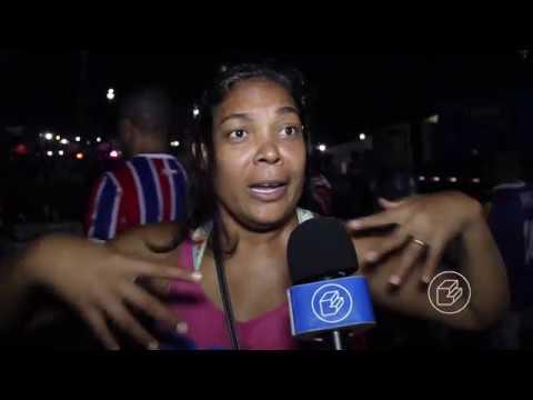 A Voz da Arquibancada - Bahia x Fluminense de Feira (Campeonato Baiano - 27/01/2018)