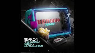 Domingo (Remix) Reykon Ft. Cosculluela, Greicy & Rauw Alejandro