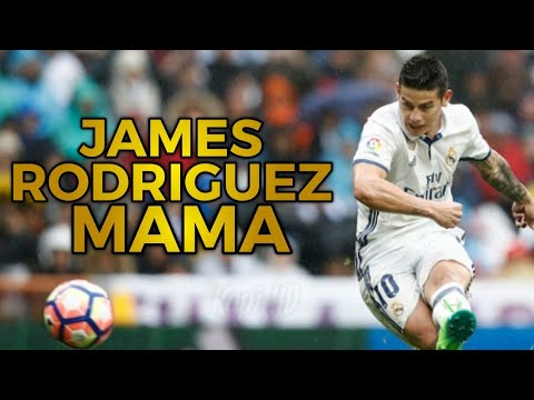 James Rodriguez ▶ Mama ft  Clean Bandit ⚫ Best Skills & Goals in Real  Madrid | HD