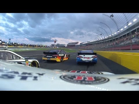 #4 - Kevin Harvick - Onboard - Charlotte - All-Star Race - 2018 Monster Energy NASCAR Cup Series