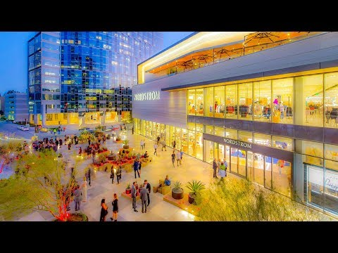 A Walk Through The $1 Billion Renovation of Westfield's Century City Mall