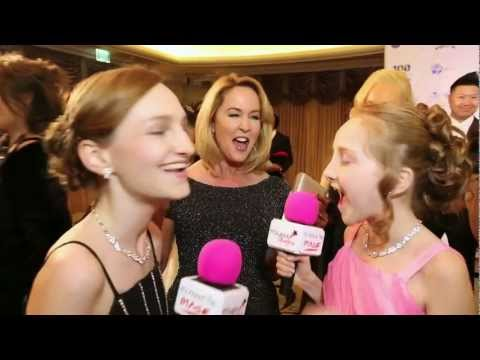 "Erin Murphy ""Tabitha TV Series Bewitched"" interview at the 2013 NIGHT OF 100 STARS Gala"