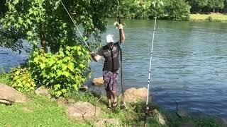 Рибалка в Теннесі. Літо 2019