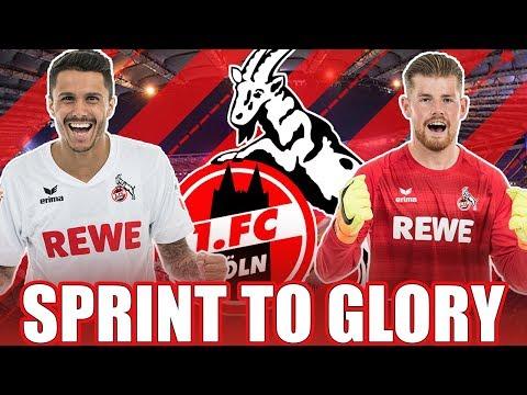NUR MIT VORVERTRÄGEN ZUM CL TITEL !! 😱🏆 | FIFA 17: 1. FC KÖLN SPRINT TO GLORY KARRIERE