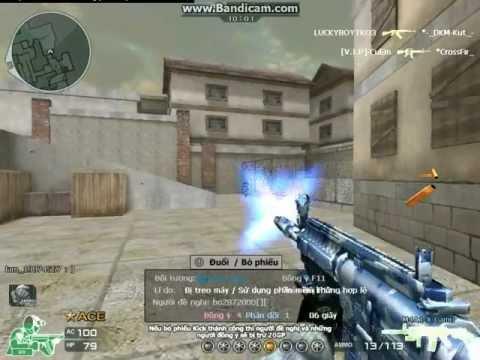 [CFVN] M4A1-X Camo ☆