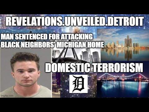 MICHIGAN DOMESTIC TERROR & HATE CRIME.