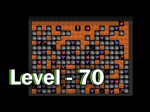 Diamond Mine Level 70 Collected All 30 Diamonds
