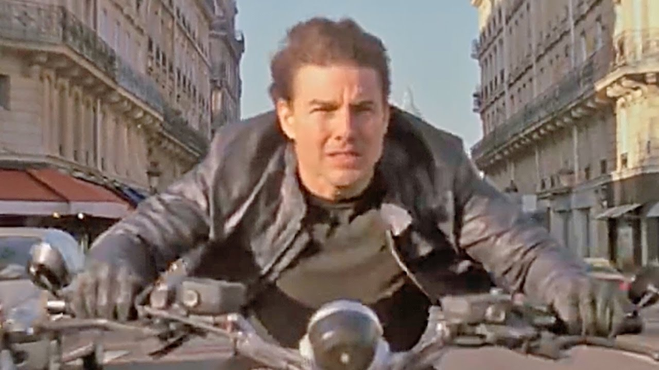 Mission: Impossible 6 - Fallout - The Stunts | official featurette & trailer  (2018)