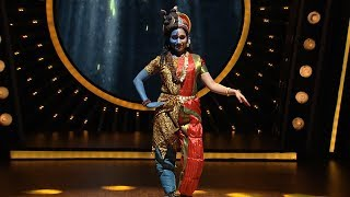 D4 Junior Vs Senior I Radhika in Ardhanariswar I Mazhavil Manorama