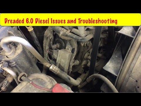 How to Test Powerstroke Diesel 60 Glow Plugs DIY - YouTube