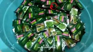 Mesin Packing Kemasan Jamu Herbal