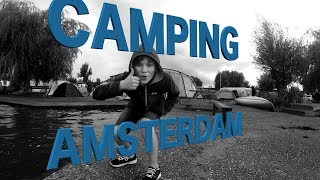 CAMPING IN AMSTERDAM WITH KIDS  | twoplustwocrew