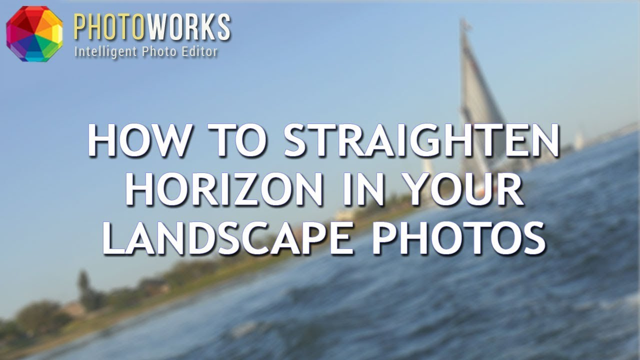 Straighten Photos in a Few Clicks | Repair Crooked Pictures