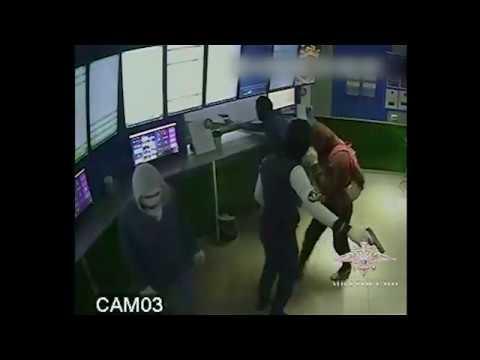 В Калуге задержали банду вооружённых грабителей