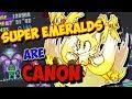 Sonic Mania - Hyper Forms Are Still Canon?