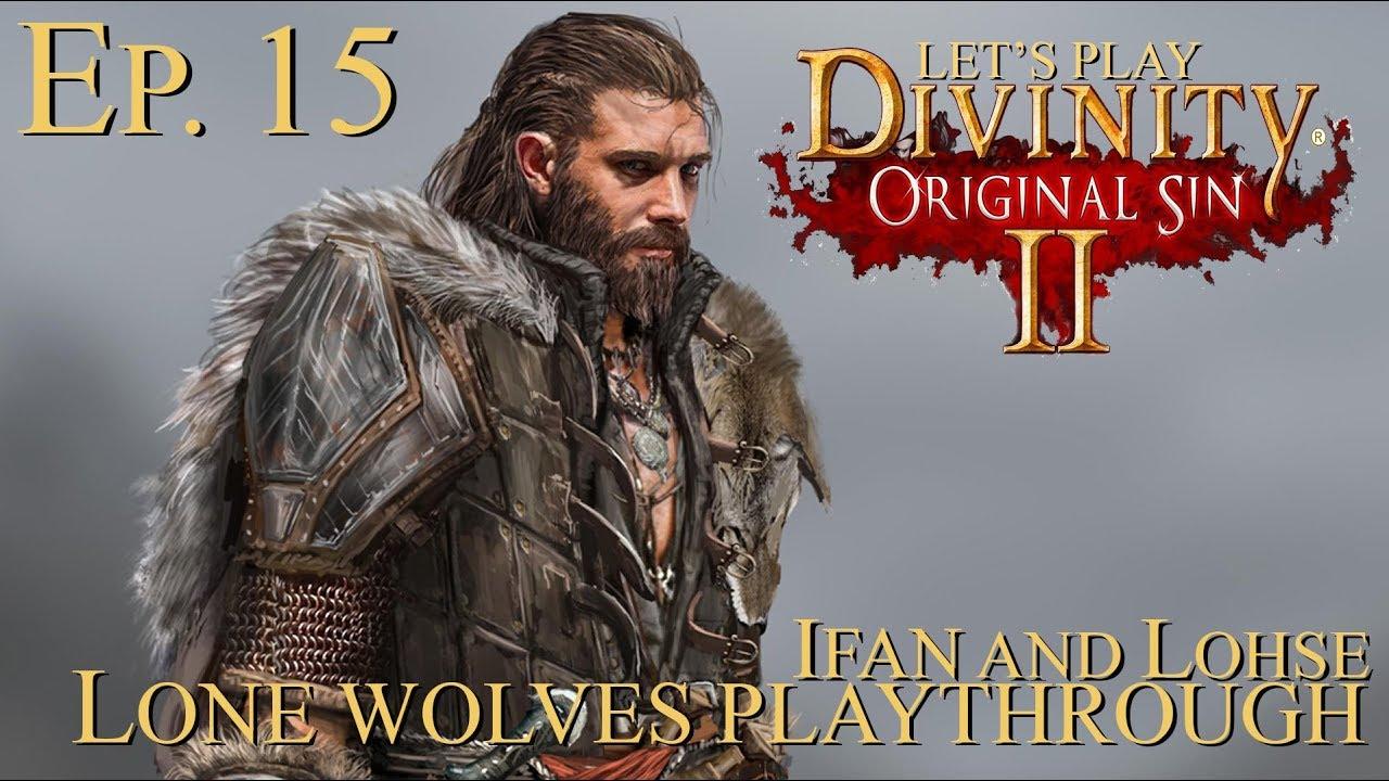 divinity original sin 2 lone wolf