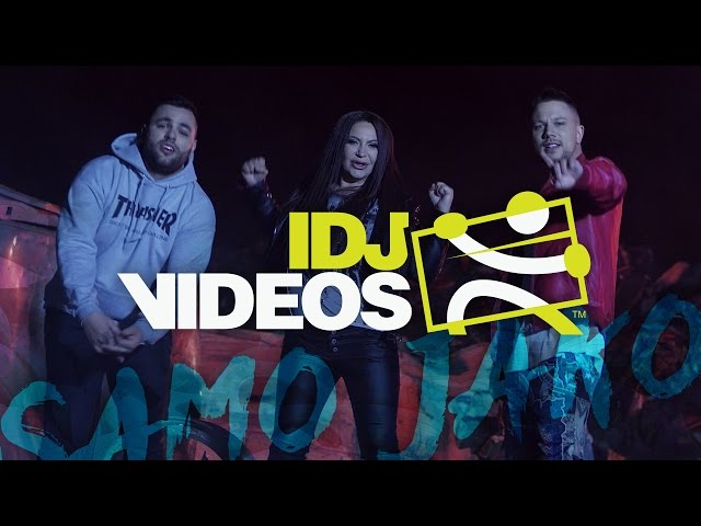 RELJA X COBY X STOJA - SAMO JAKO (OFFICIAL VIDEO) 4K