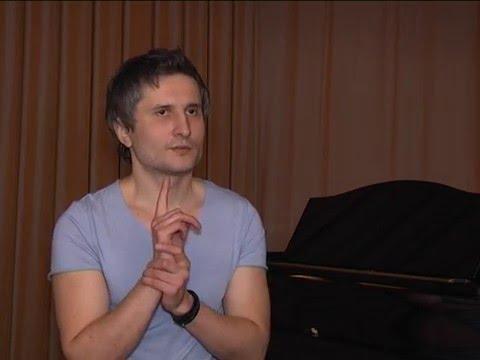 """Віктор Винник - лідер гурту """"Мері"""" в """"Поговоримо про музику"""""""