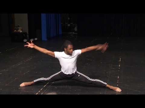 Thea Winner 2018 Performing Arts Scholarship - Rodney Anderson