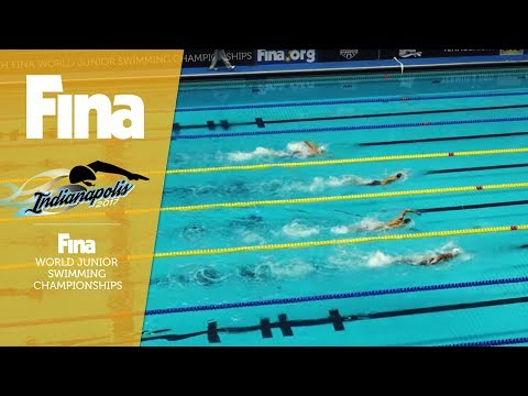 RE-LIVE - Day 1 / Heats - FINA World Junior Swimming Championships