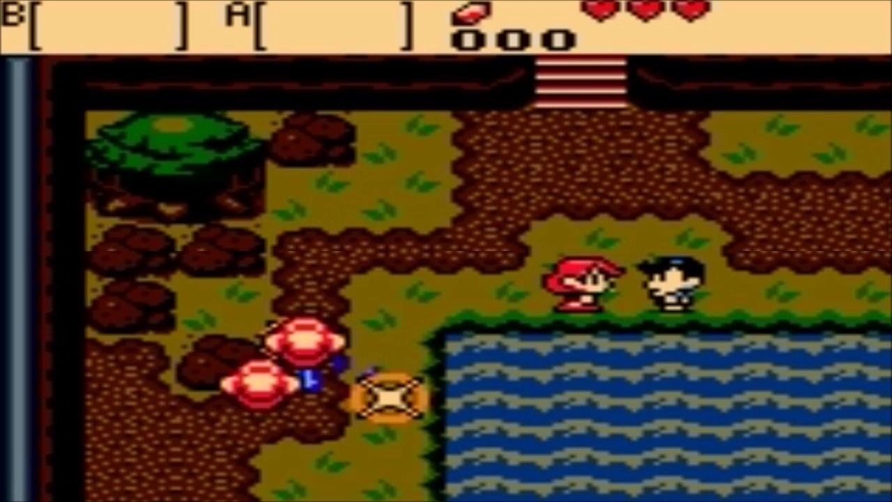 Game boy color legend of zelda - The Legend Of Zelda Oracle Of Ages Game Boy Color 2001 Usa Demo