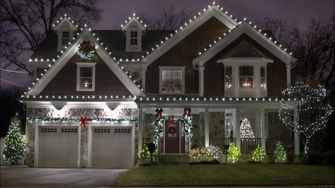 Christmas Lights Omaha.Best Christmas Light Hanging Service And Cost In Omaha Ne Service Omaha