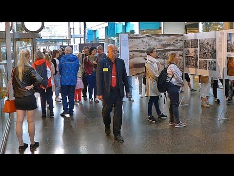 Night of the Arts 2018 Helsinki Finland :: Video Tour