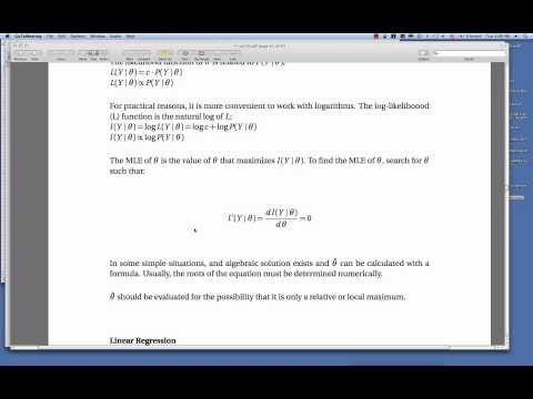 Lecture 2 - MI210: Essentials of Population PK-PD Modeling and Simulation (2010)