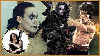 Las ultimas horas del hijo de Bruce Lee | BRANDON LEE HISTORIA (El Cuervo)
