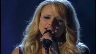 Miranda Lambert - House that Built Me, ACMs 2010