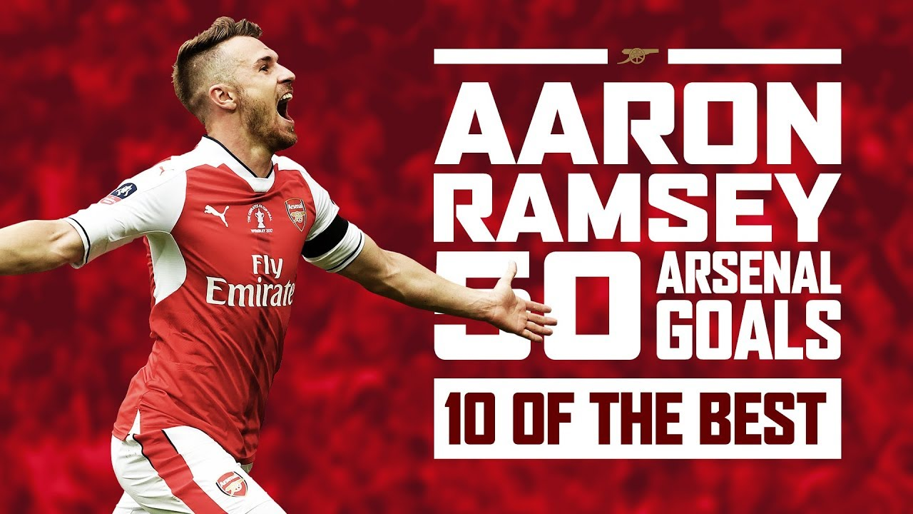 Which Is Your Favourite Aaron Ramsey Goal