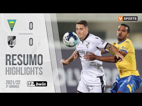 Estoril Guimaraes Goals And Highlights