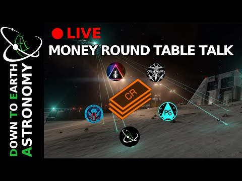Talking money making  with ObsidianAnt, Yamiks, Paroxsym, Exigeous and Down To Earth Astronomy.