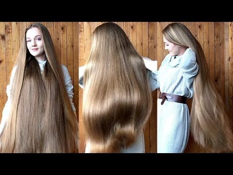 RealRapunzels - Perfect modeling, perfect hair (preview) from YouTube · Duration:  3 minutes 2 seconds
