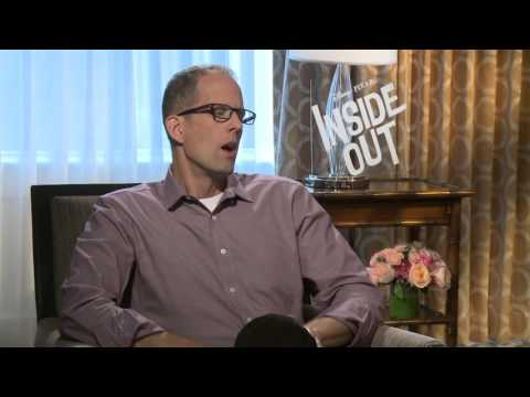 Inside Out: Pete Docter Exclusive Interview