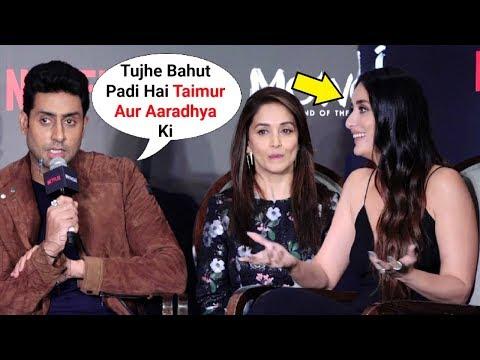 Kareena Kapoor & Abhishek Bachchan ANGRY Reaction On Taimur Ali Khan & Aaradhya Bachchan Popularity