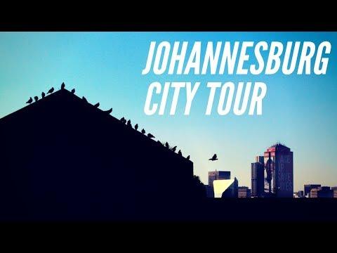 Johannesburg City center, is it SAFE?