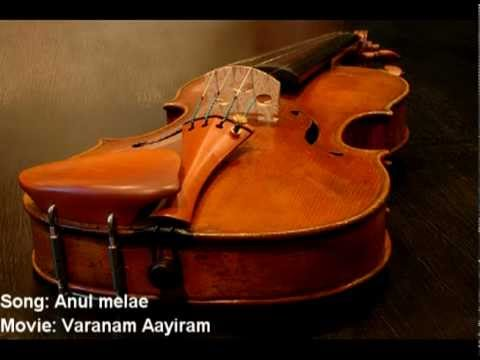 Harris Jayaraj Violin Pieces