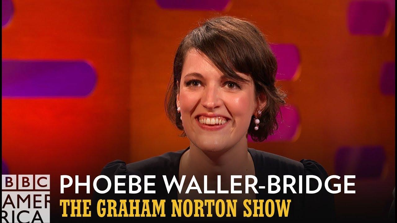 Phoebe Waller-Bridge Pitched 'Killing Eve' to Duchess Camilla  - The Graham Norton Show